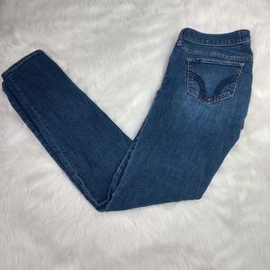 Hollister Embellished/Destroyed Skinny Jeans S26